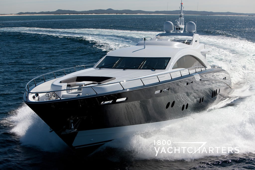 Yacht Charter GHOST II 1 800 Yacht Charters