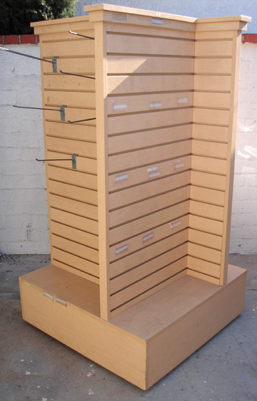 Used Retail Store Fixtures FOR SALE