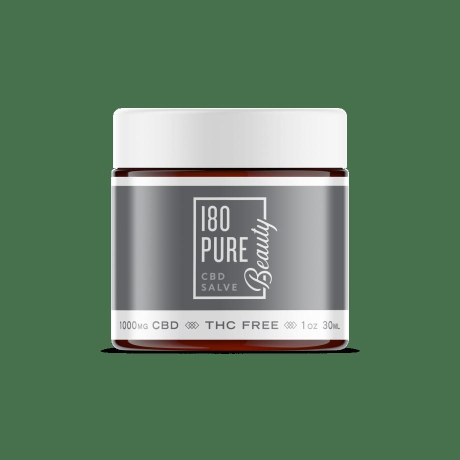 CBD Beauty Salve Cream