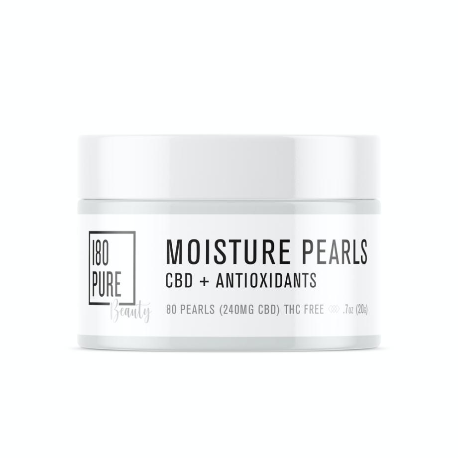 Moisture Pearls - CBD and Antioxidants