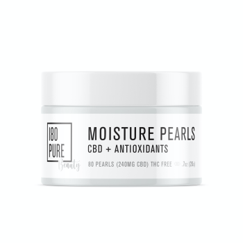 Moisture Pearls - CBD and Antioxidants