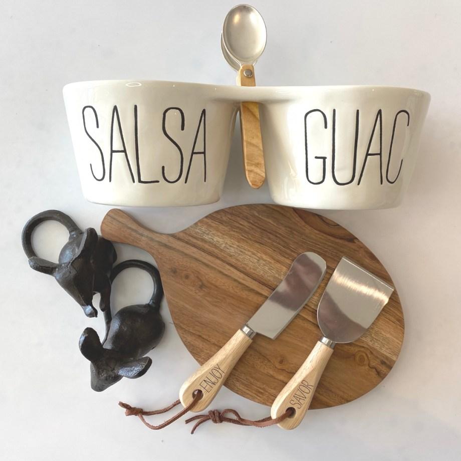 Salsa and Cheese gift bundle