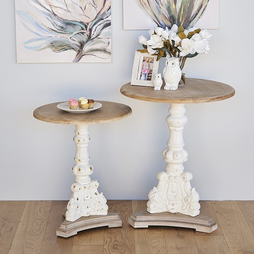 living room end table decorating ideas