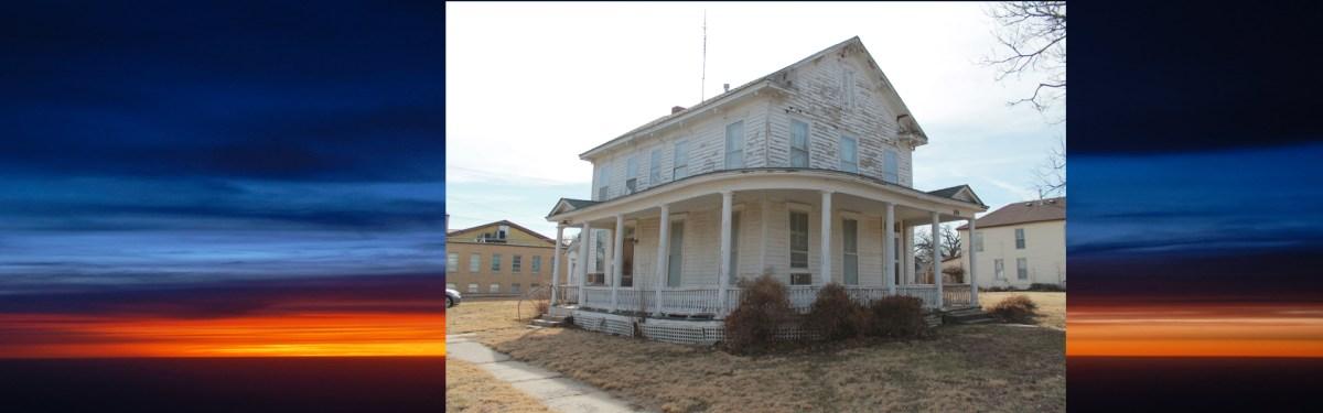 The First Hotel in Garnett, Kansas