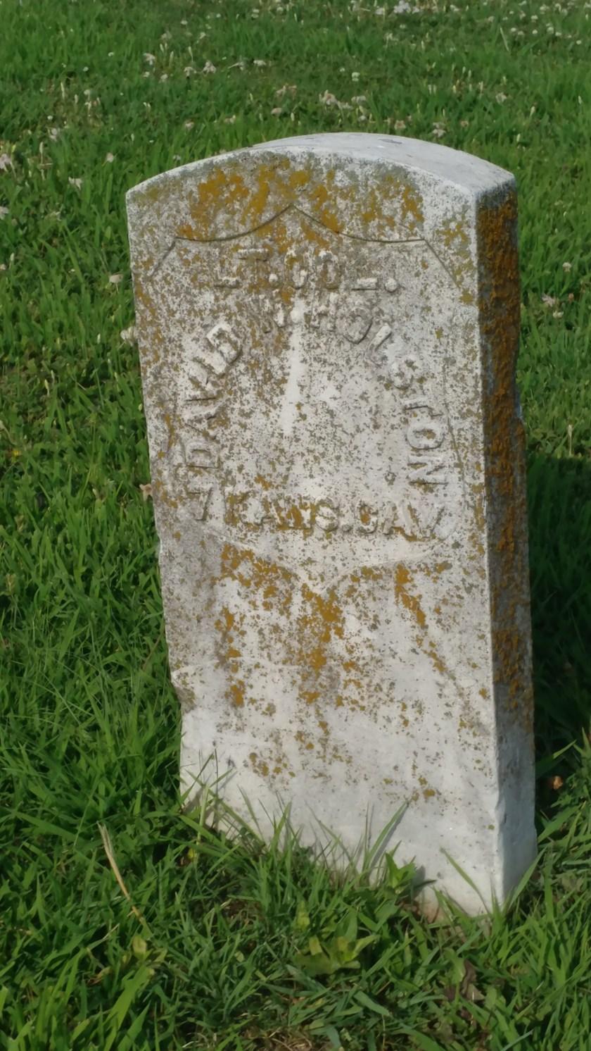 D. W. Houston