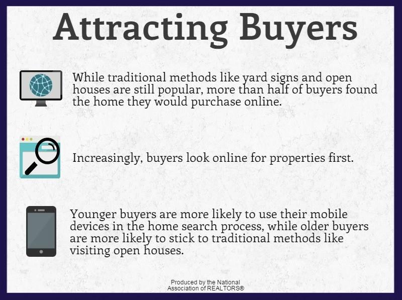 how the best realtors attract buyers