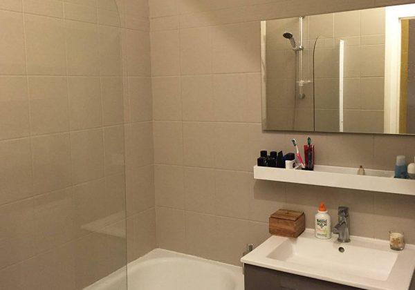 renovation salle de bains repeindre