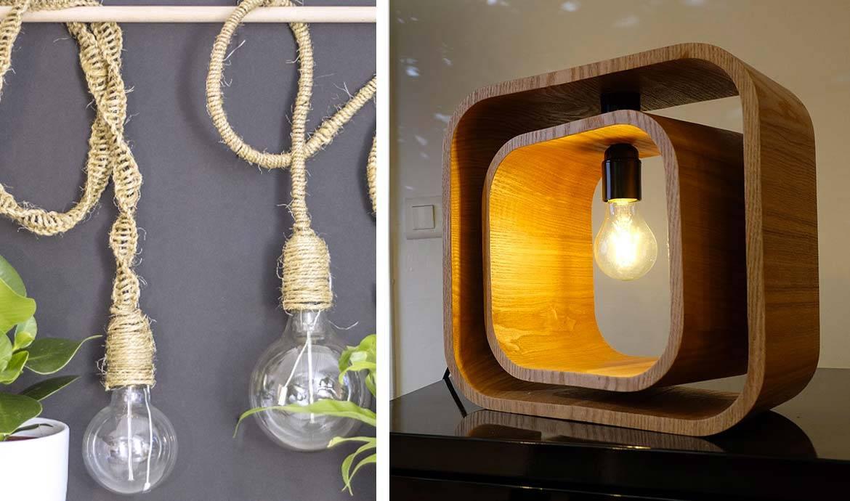 Suspensions Et Luminaires 9 DIY Faciles Pour Fabriquer