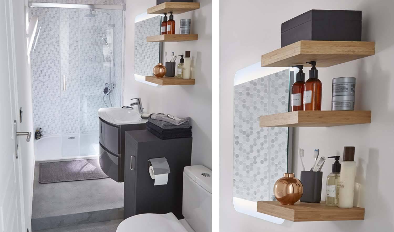 petite salle de bains couloir