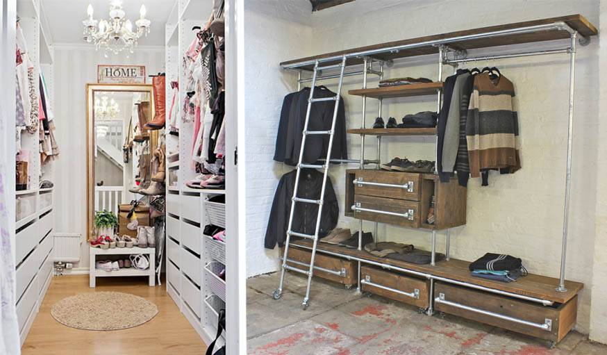 Comment Amnager Un Dressing Dressing Sur Mesure