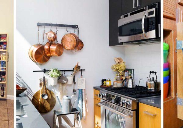astuces pour amenager une mini cuisine