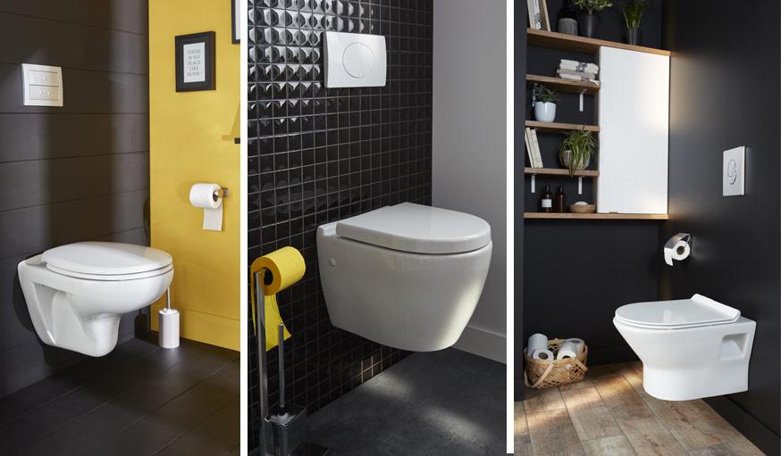 Dco 7 Habillages Pour Des Toilettes Suspendues Originales