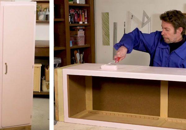 tuto peindre facilement un meuble