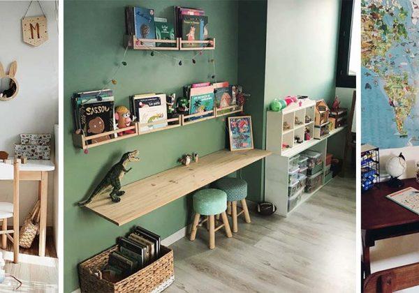 rentree au top 7 idees pour pimper le coin bureau de votre enfant