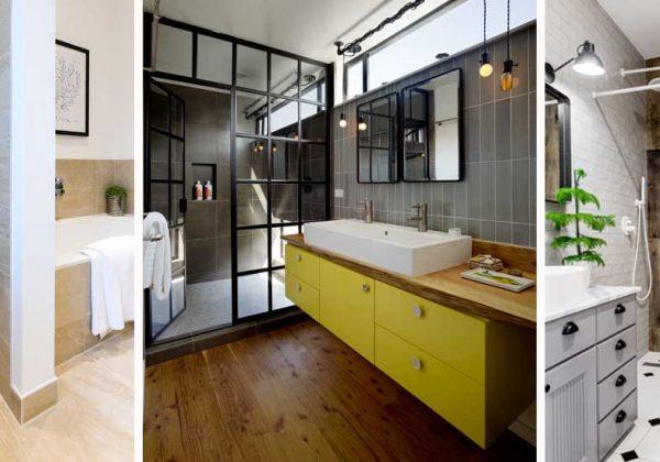 9 Inspirations Pour Installer Une Douche A L Italienne Dans Sa Salle De Bains