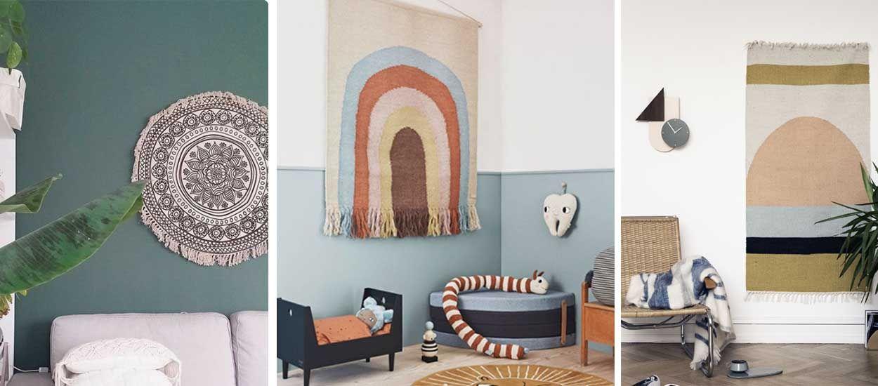 quel type de tapis accrocher a mon mur