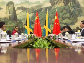China investing in Jamaica.