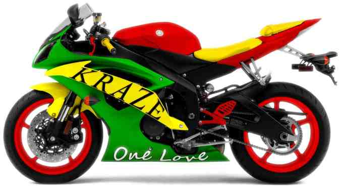 Ride Rasta Ride
