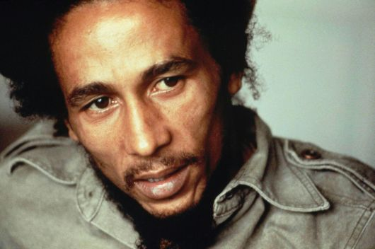 King of Reggae Bob Marley