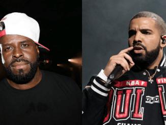 Funkmaste Flex and Drake