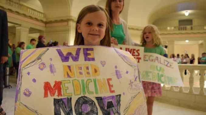 Big pharmaceuticals are fighting to stop marijuana legalization