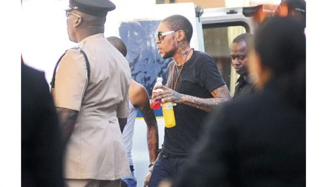 Vybz Kartel being transferred to maximum security prison