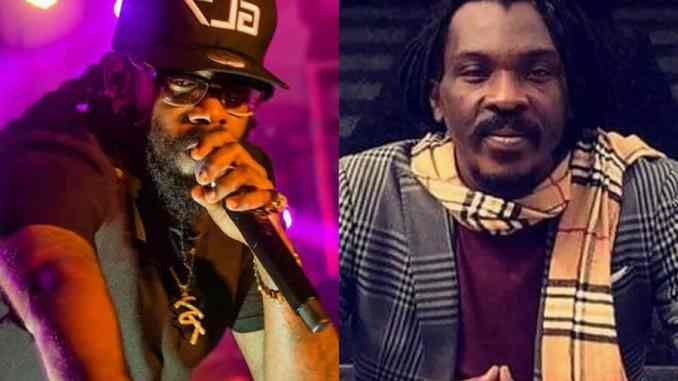 Tarrus Riley and Anthony B