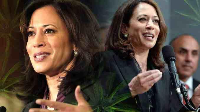 Kamala Harris and Marijuana Legalization