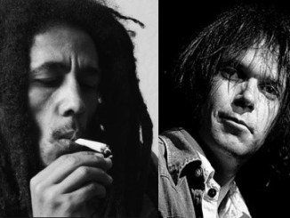 Bob Marley and Neil Young