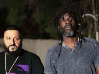 DJ Khaled and Buju Banton