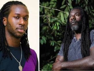 Markus Myrie and Buju Banton