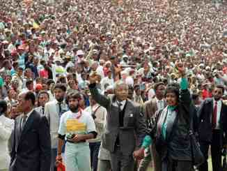 Before Buju Banton, Nelson Mandela had the real Long Walk to Freedom