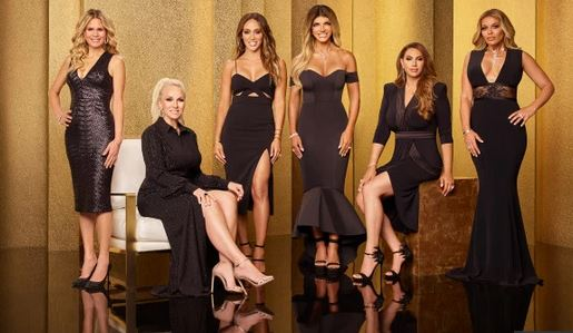 Real Housewives of New Jersey arrive in Jamaica