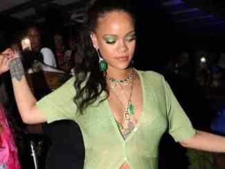 Rihanna visiting Buju Banton in Barbados