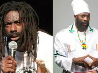 Buju Banton and Capleton