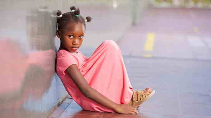 Child molestation is a big problem in Jamaica