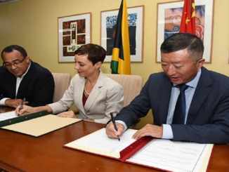 Chinese investment in Jamaica