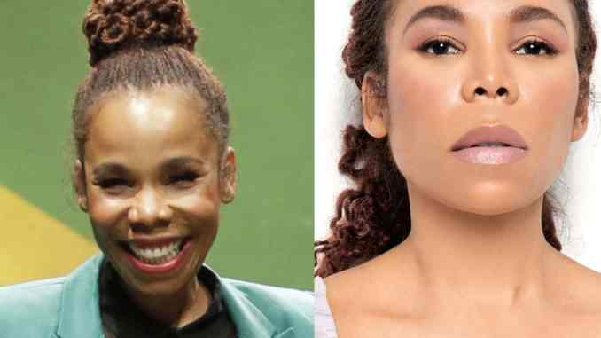 Cedella Marley before and after