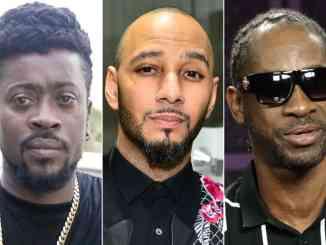 Beenie Man, Swizz Beatz and Bounty Killer