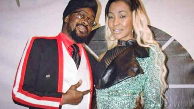 Beenie Man and D'Angel