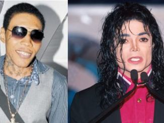 Vybz Kartel and Michael Jackson