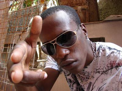 Dancehall artist Laden