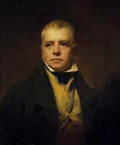 Sir Walter Scott, 1771 - 1832