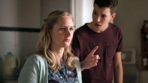 Heftiger Streit mit Lisa (Sontje Peplow): Paul (Ole Engel) ist sauer, weil sich seine Mutter wieder einmal in seine Bewerbung eingemischt hat.