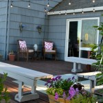 Deck Makeover Reveal