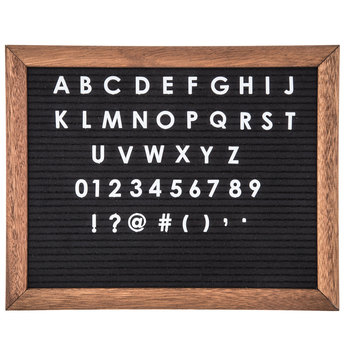 Letterboard from Hobby Lobby