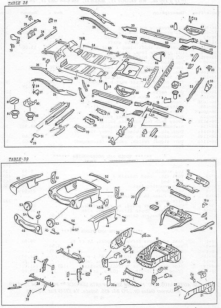 Ford Parts Catalog