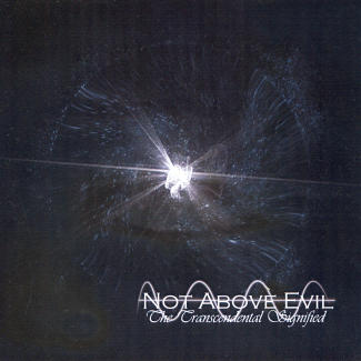 Not Above Evil—The Transcendental Signified (2011)