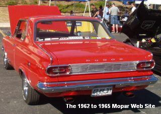 October 2008 San Antonio Mopar Show