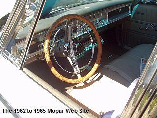1962 To 1965 Mopars At The 28th Annual San Antonio Mopar
